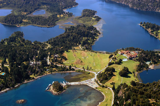 Bariloche panorámica
