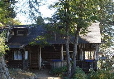 Refugio Berghoff, bariloche