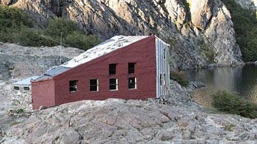 Refugio Manfredo Segre, Bariloche