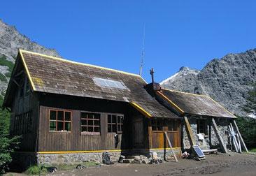 Refugio San Martin, Bariloche