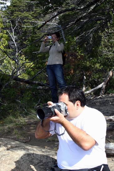 Safari en Bariloche
