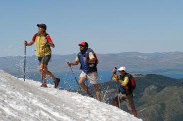 Trekking Bariloche