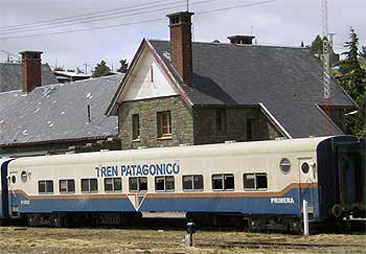 Tren Bariloche