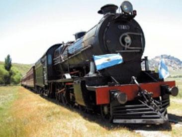 Tren histrórico Bariloche
