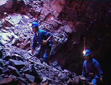 sierra grande mineria