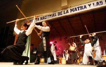 Fiesta Matra, espectáculos