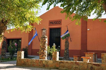 museo de valcheta