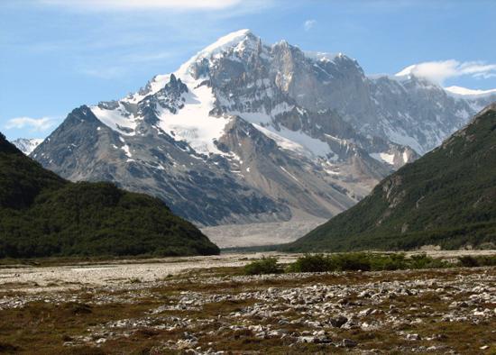cerro san lorenzo, Perito Moreno
