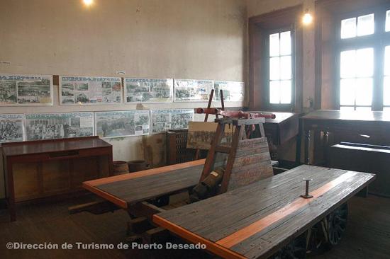 museo puerto deseado