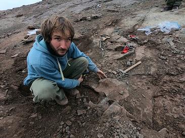 megarraptor hayado en patagonia