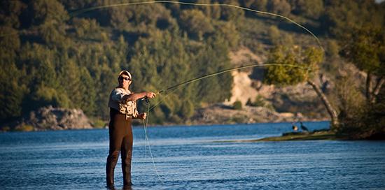 pesca en neuquen