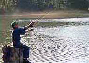 pesca rio negro